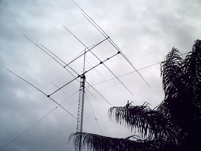 You are browsing images from the article: W4JS Antenna Party