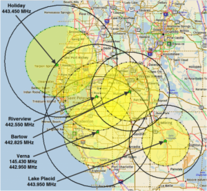 Area Repeaters – Tamiami Amateur Radio Club